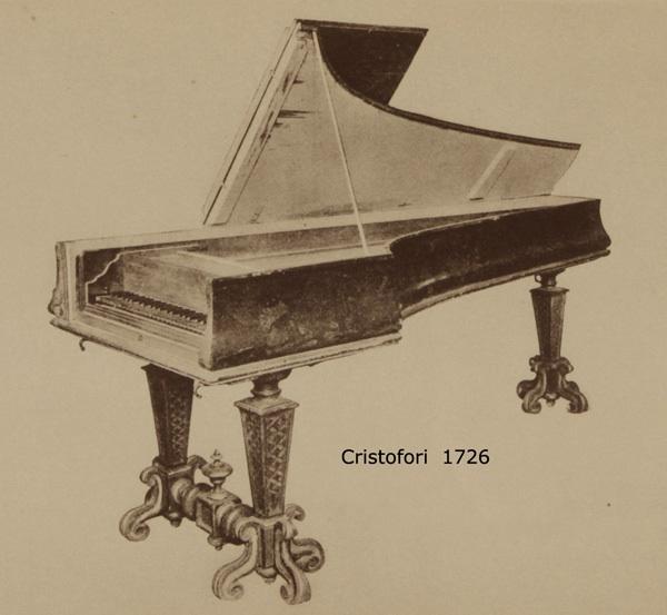 Bartolemeo Cristofori pian