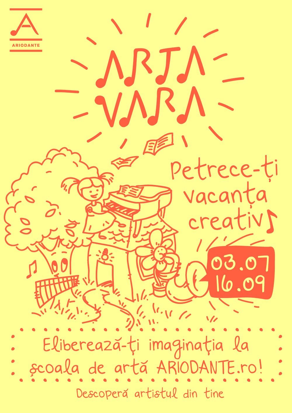 Scoala ARTA VARA 2017